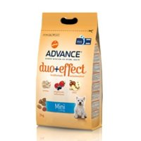 Advance Duo+Effect Mini (Эдванс Дуо Мини) корм для собак мелких пород, 3кг