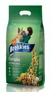 Brekkies (Брекис) Dog Excel Complet Adult Chicken с курицей 20 кг